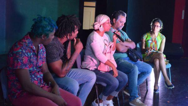 """Panel: """"Relevo intergeneracional en la música del Pacífico"""""""