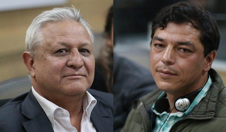 Fabio Villamil y Jaime Duarte. Foto: Partida WCon Juan Pablo Barrientos