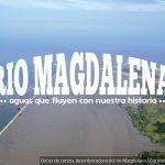 Declaran al río Magdalena como sujeto de derechos