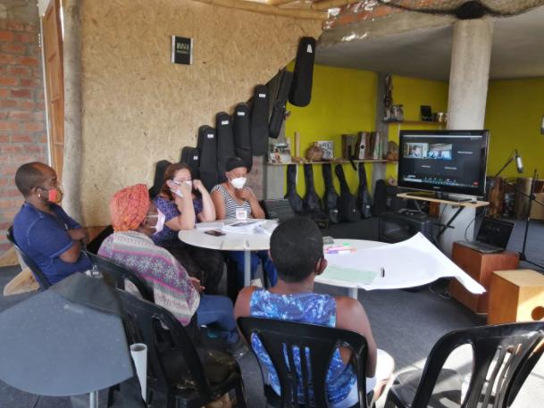 La Tutuma del Carmen, Fundación ACUA en Perú